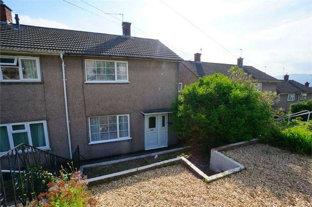 2 Bedrooms Semi Detached House for sale in Elm Drive, Risca, NEWPORT