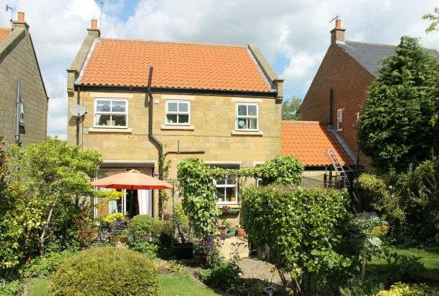 4 Bedrooms Detached House for sale in Kilton Lodge, Lawns Gill, Skelton