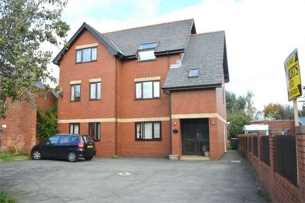 2 Bedrooms Flat for sale in Eastgate Court, 9a Station Road, Caerleon, NEWPORT