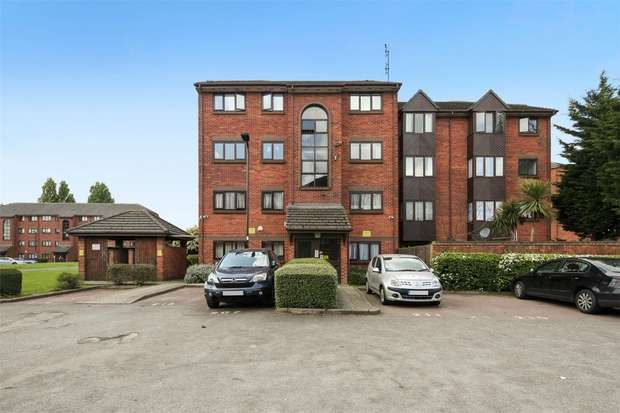 2 Bedrooms Flat for sale in Cotton Avenue, Acton