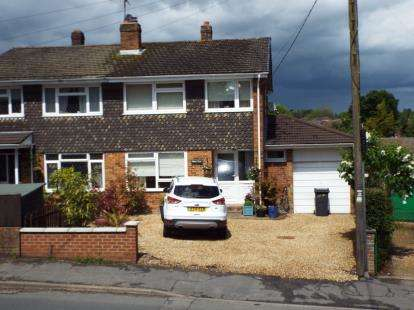 3 Bedrooms Semi Detached House for sale in Bishops Waltham, Southampton, Hampshire