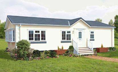 2 Bedrooms Mobile Home for sale in Sutton Scotney, Winchester, Hampshire