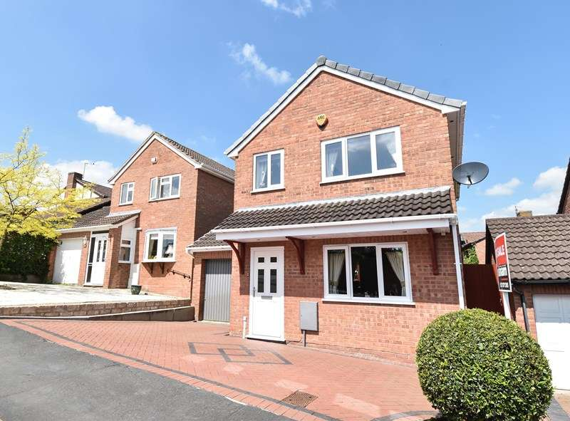 3 Bedrooms Detached House for sale in Tollhouse Road, Bromsgrove