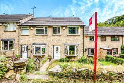 3 Bedrooms Terraced House for sale in Stones Lane, Golcar, Huddersfield, West Yorkshire