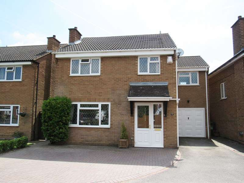 4 Bedrooms Detached House for sale in Shilton Close, Monkspath, Solihull