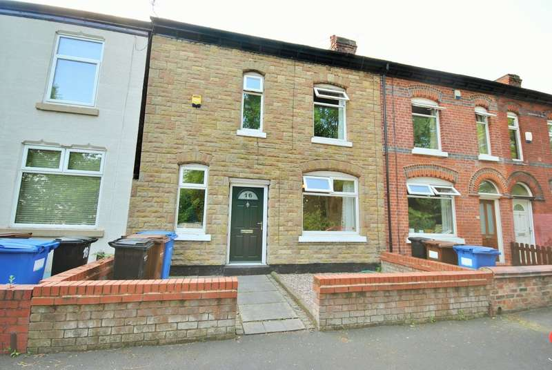 3 Bedrooms End Of Terrace House for sale in Aberdeen Grove, Edgeley