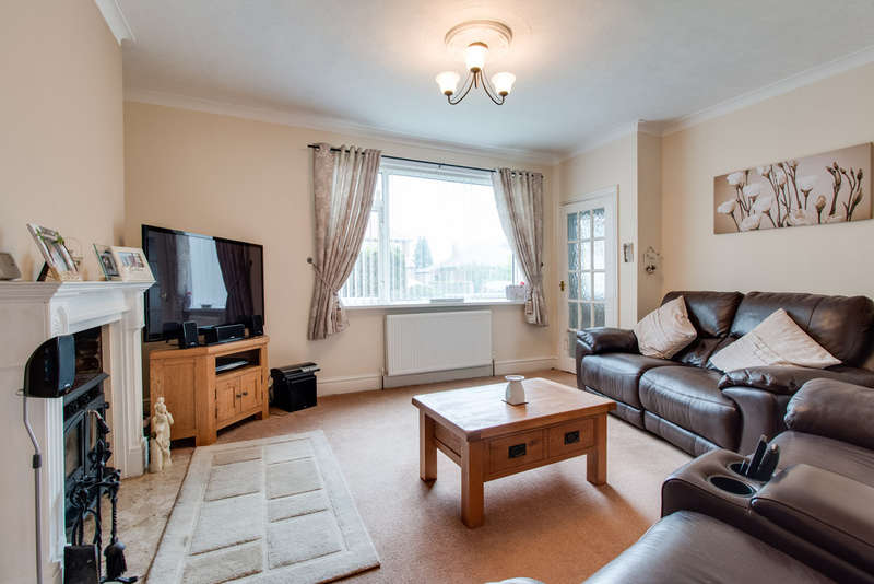 3 Bedrooms Terraced House for sale in Woodhouse Green, Thurcroft
