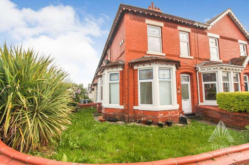 3 Bedrooms Terraced House for sale in Forest Gate, Blackpool