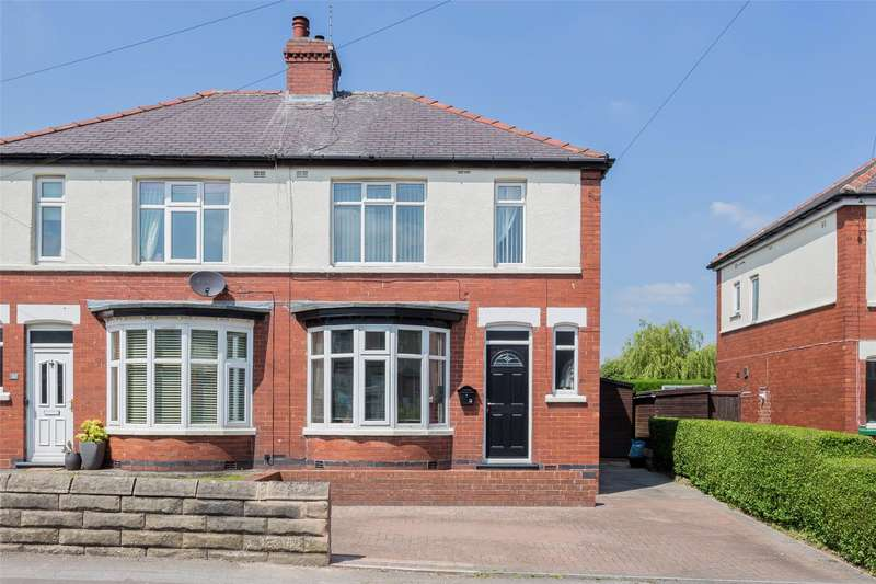 3 Bedrooms Semi Detached House for sale in Mount View Avenue, Sheffield, South Yorkshire, S8