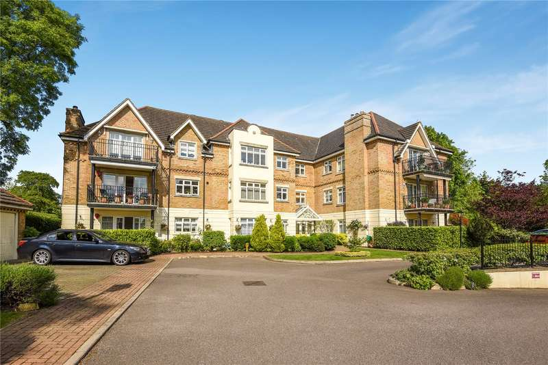 2 Bedrooms Apartment Flat for sale in Flat 24, Highfield, High Road, Bushey, WD23