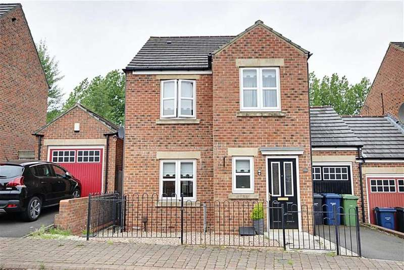 3 Bedrooms Link Detached House for sale in Frost Mews, South Shields, Tyne And Wear