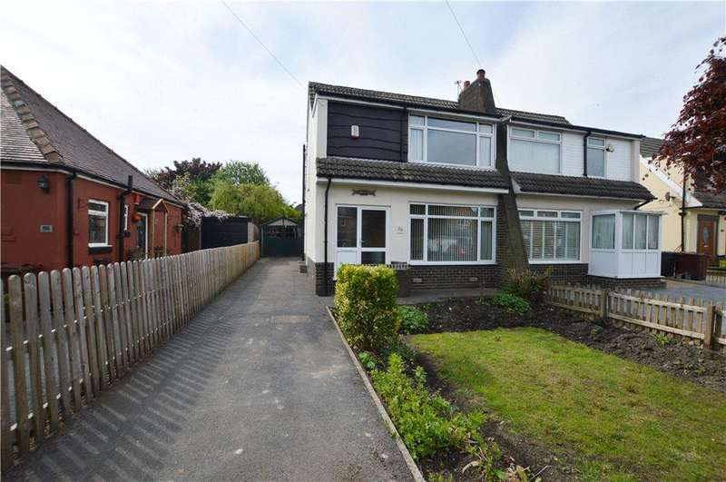 2 Bedrooms Semi Detached House for sale in New Lane, East Ardsley, Wakefield, West Yorkshire