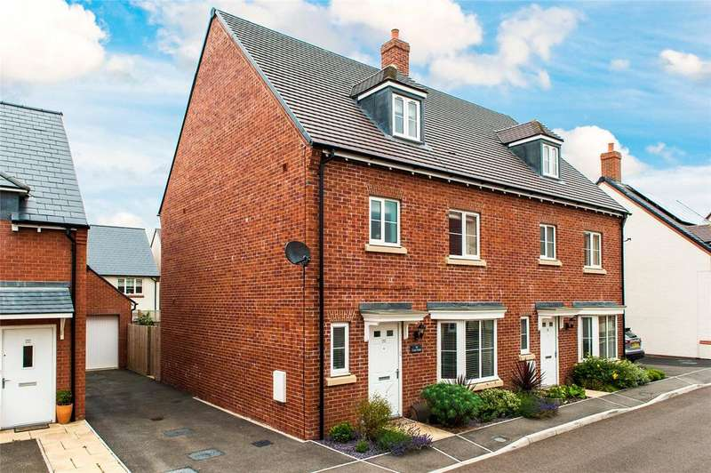 4 Bedrooms Semi Detached House for sale in Cotts Field, Haddenham, Buckinghamshire, HP17