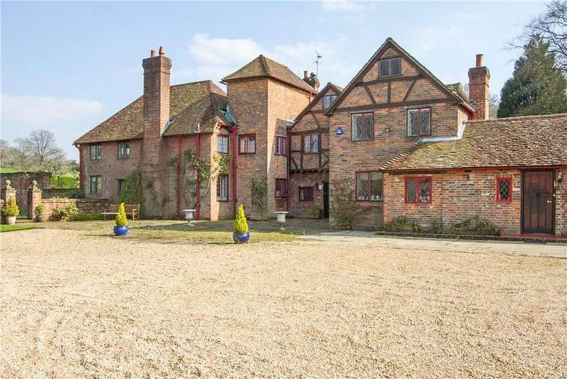 6 Bedrooms Detached House for sale in Andrews Lane, Ropley, Alresford, Hampshire, SO24