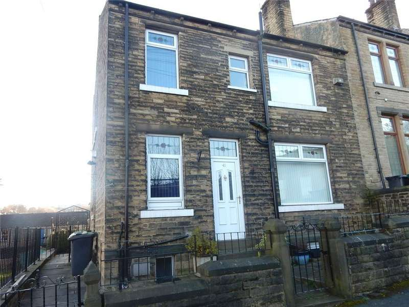 2 Bedrooms Terraced House for sale in Burbeary Road, Lockwood, Huddersfield, HD1
