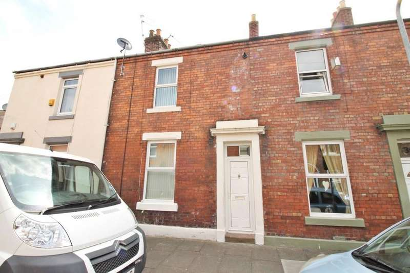 2 Bedrooms Terraced House for sale in Graham Street, Carlisle