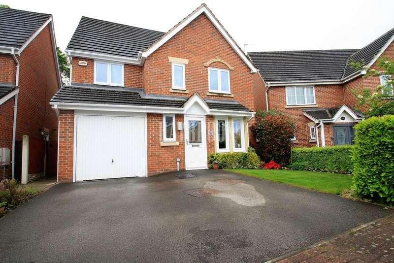4 Bedrooms Detached House for sale in Southwood Grove, Wadsley Park Village