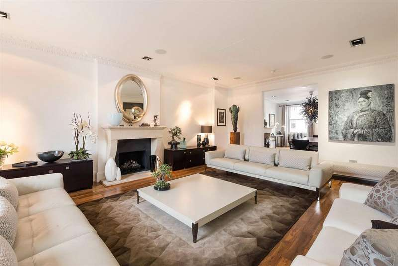 2 Bedrooms Penthouse Flat for sale in Eaton Place, London, SW1X