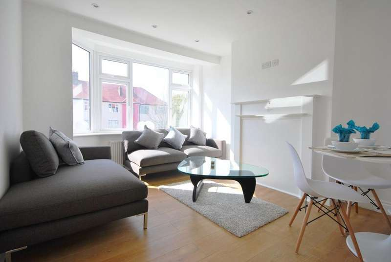 2 Bedrooms Flat for sale in Chinbrook Road London SE12