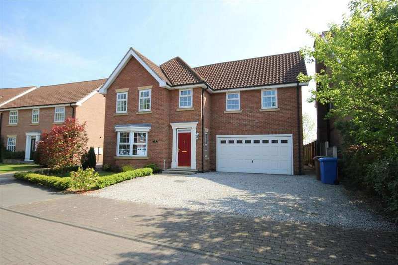4 Bedrooms Detached House for sale in Sandholme Park, Gilberdyke, Brough, East Riding of Yorkshire