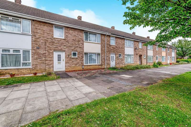 3 Bedrooms Terraced House for sale in Arden Walk, Bedford, MK41