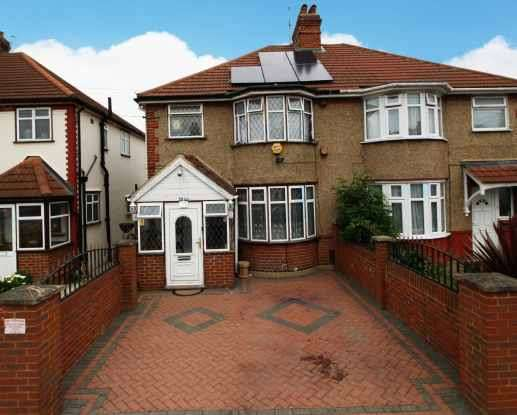 5 Bedrooms Semi Detached House for sale in Cardington Square, Hounslow, Middlesex, TW4 6AJ