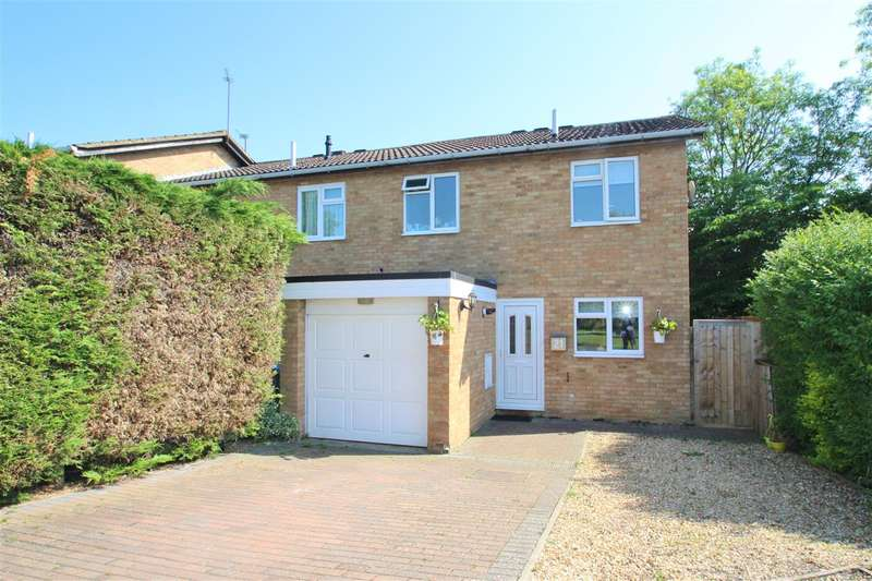 3 Bedrooms End Of Terrace House for sale in Hilltop Avenue, Buckingham