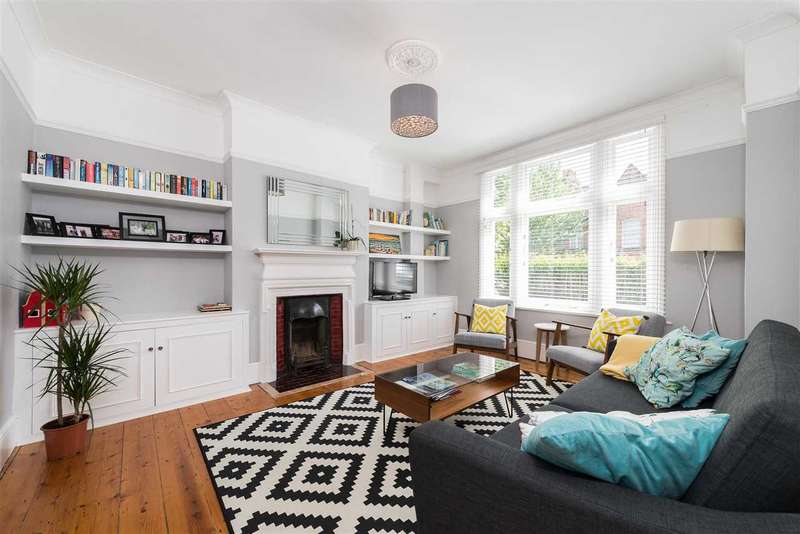 2 Bedrooms Apartment Flat for sale in Algiers Road, Ladywell