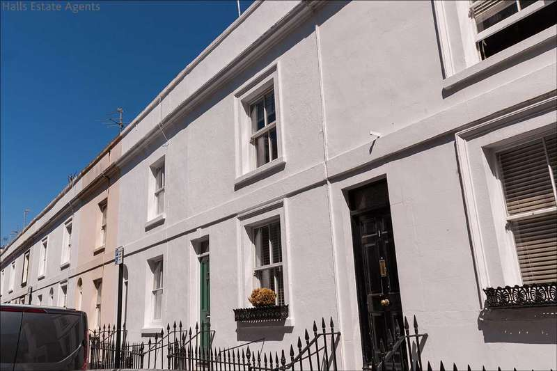 3 Bedrooms House for sale in Robert Street, Brighton