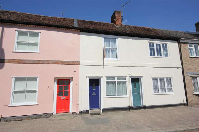 1 Bedroom Cottage House for sale in Ballingdon Street, Sudbury
