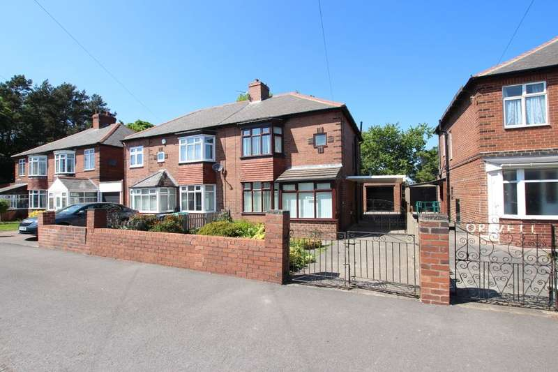 2 Bedrooms Semi Detached House for sale in The Leazes, Burnopfield, Newcastle Upon Tyne, NE16