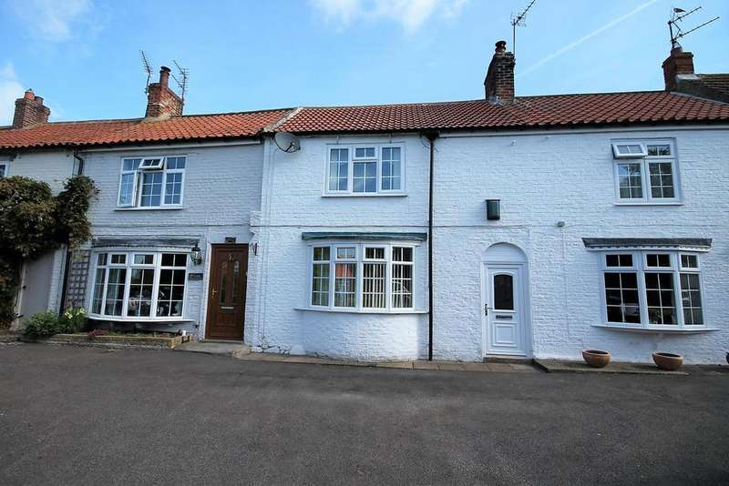 2 Bedrooms Terraced House for sale in The Green, Bishopton Village, Stockton-On-Tees