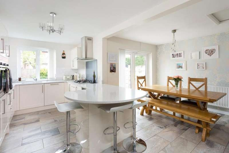 4 Bedrooms Semi Detached House for sale in Penyghent Avenue, Burnholme, York