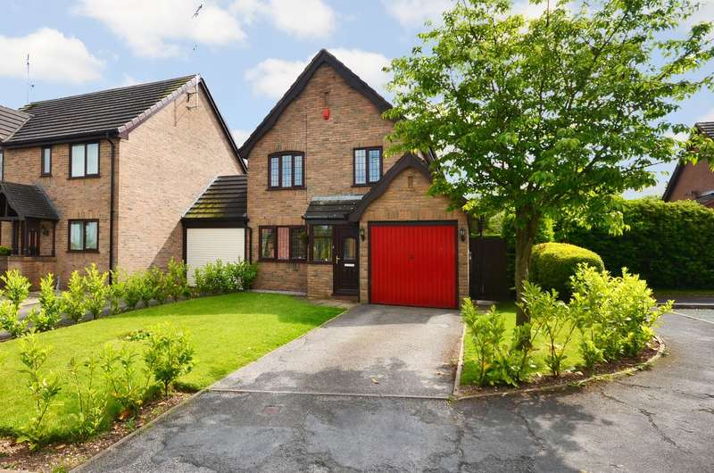 3 Bedrooms Detached House for sale in ****NEW**** Valerian Way, Meir Park, ST3 7YY