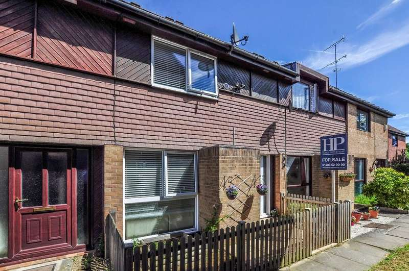 2 Bedrooms Terraced House for sale in Gorling Close, Ifield West