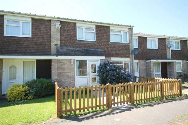 2 Bedrooms Terraced House for sale in Atholl Walk, Bedford