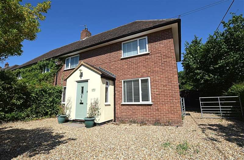 5 Bedrooms Semi Detached House for sale in Stephen's Close, Mortimer Common, Reading, RG7