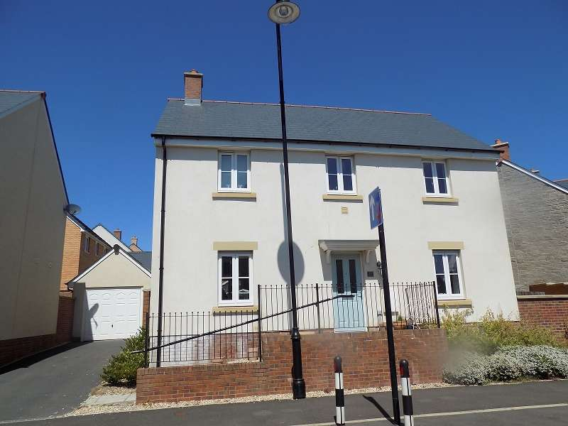 4 Bedrooms Detached House for sale in Ffordd Y Draen, Coity, Bridgend. CF35 6DQ