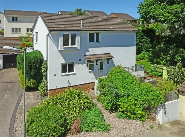 4 Bedrooms Detached House for sale in Stoke Meadow Close, Pennsylvania, EXETER, Devon