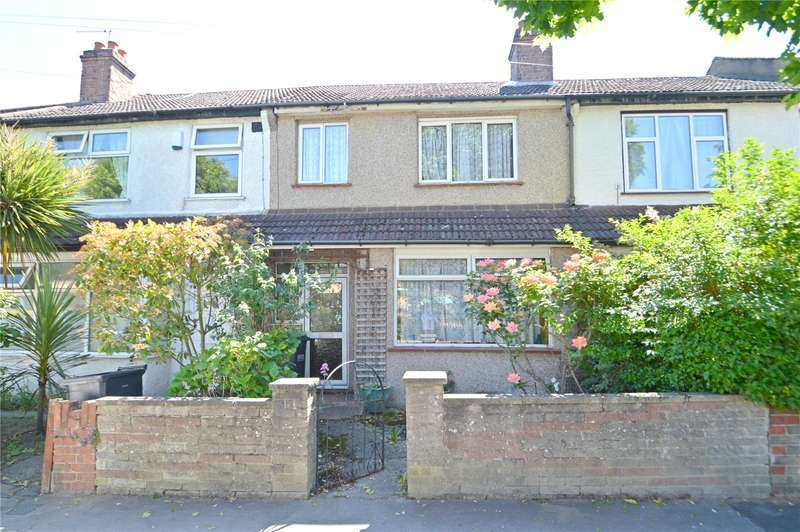 3 Bedrooms Terraced House for sale in Grenaby Avenue, Croydon