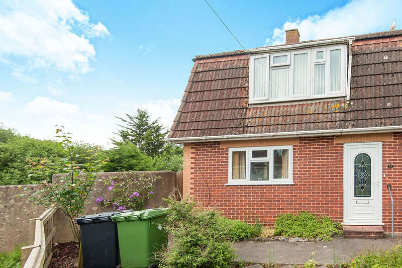 3 Bedrooms Semi Detached House for sale in Fouracre Close, Exeter, EX4