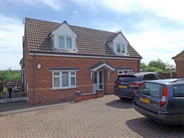 3 Bedrooms Detached House for sale in New Street, Donisthorpe, Swadlincote, Leicestershire