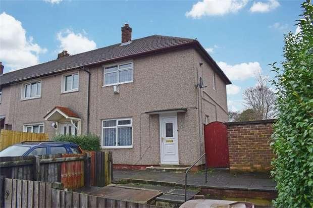 2 Bedrooms End Of Terrace House for sale in Bidston Way, St Helens, Merseyside