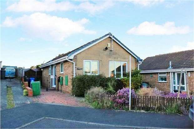 2 Bedrooms Detached Bungalow for sale in Hawthorn Avenue, Waterthorpe, Sheffield, South Yorkshire