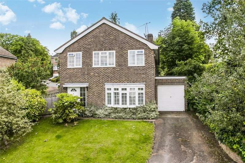5 Bedrooms Detached House for sale in Albany Hill, Tunbridge Wells