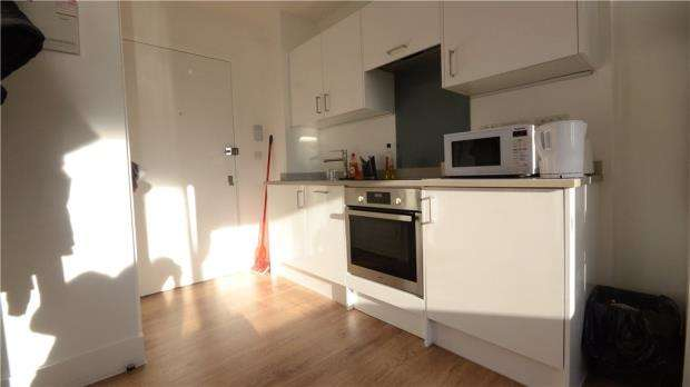 1 Bedroom Apartment Flat for sale in Hanover House, 202 Kings Road, Reading