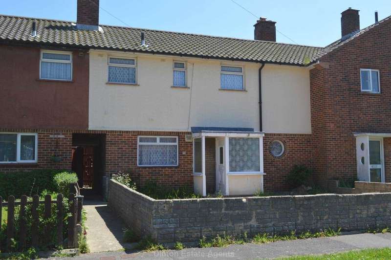 3 Bedrooms Terraced House for sale in Pettycot Crescent, Bridgemary