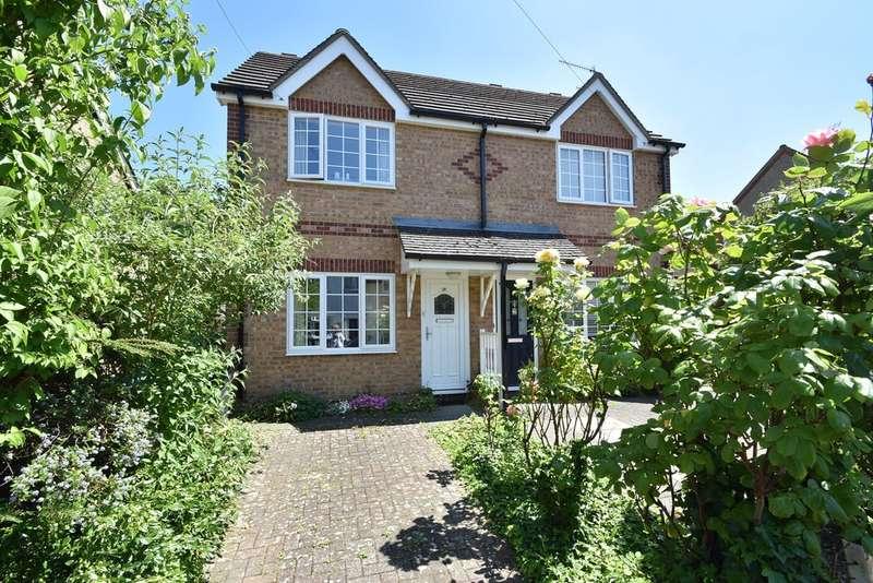 2 Bedrooms Semi Detached House for sale in East Road, Bishop's Stortford