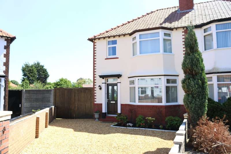 3 Bedrooms Semi Detached House for sale in Stafford Road, Birkdale, Southport