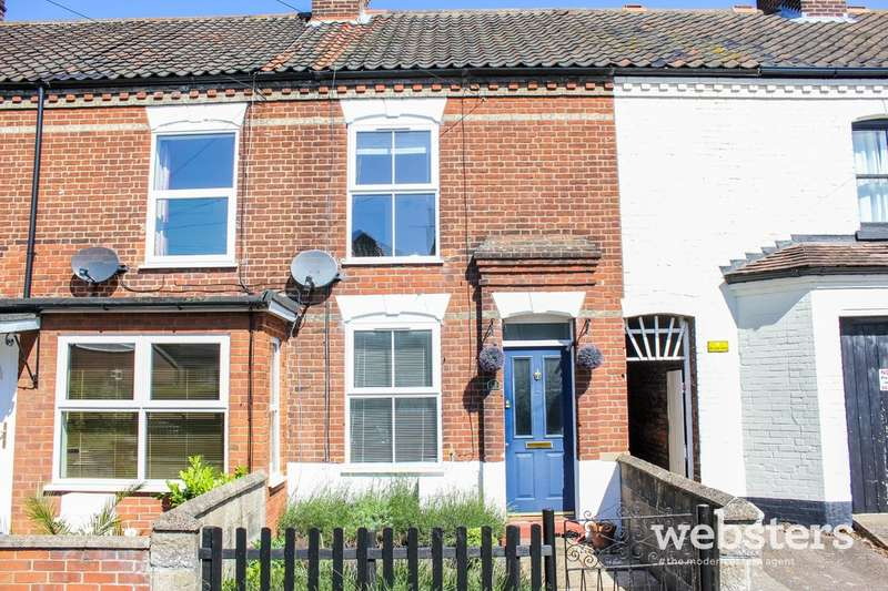 2 Bedrooms Terraced House for sale in Melrose Road, Norwich NR4
